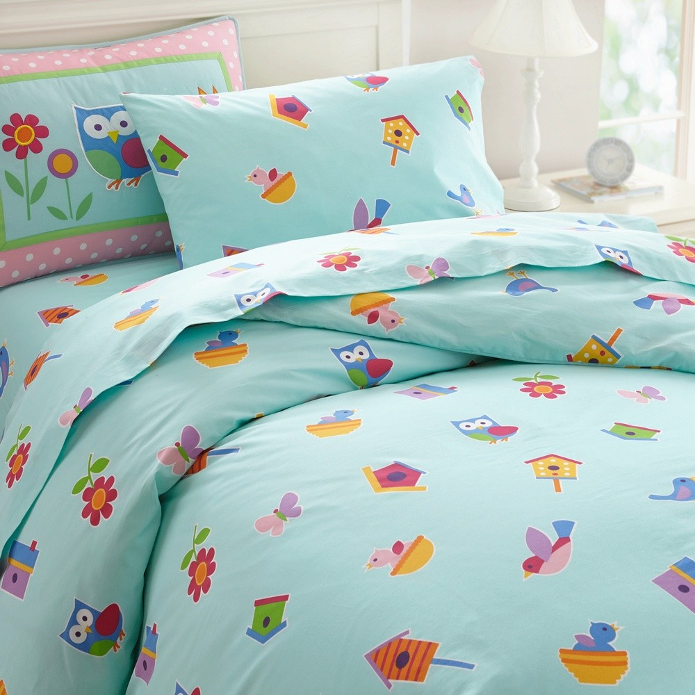 Birdie Twin Size Duvet Cover