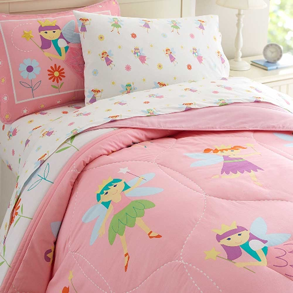 Olive Kids Bedding | Fairy Princess | Twin Size ...