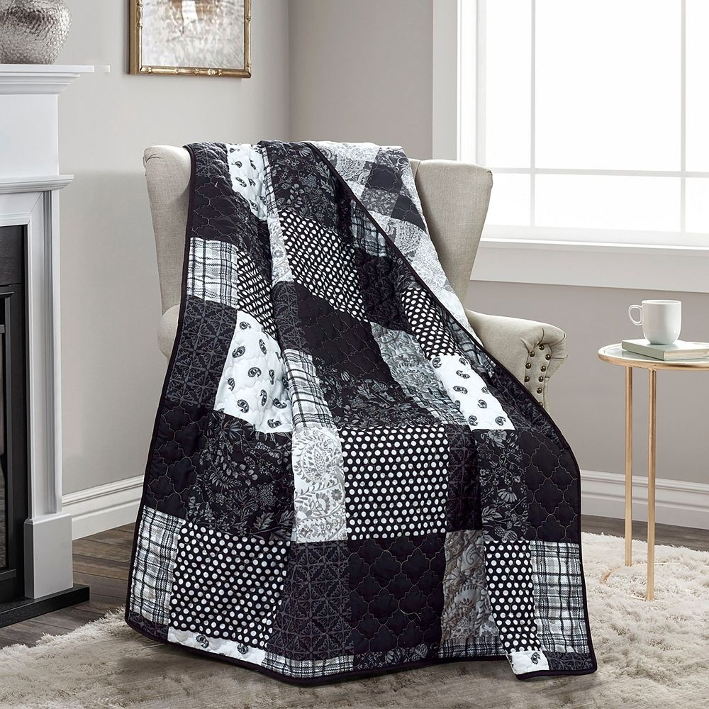 London Throw Size Quilt