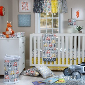 Hooptie 3 Piece Crib Set