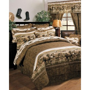 Cabin Bedding Lodge Comforter Sets Rustic Bedspreads