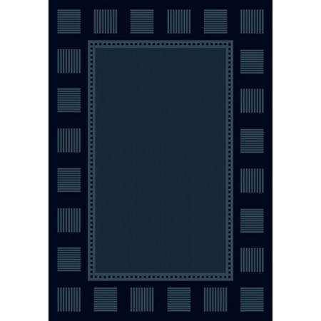 "Long Island Navy Accent Rug (22"" X 36"")"