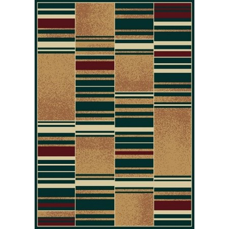 "Bridges Hunter Area Rug (94"" X 126"")"