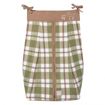 Deer Lodge Diaper Stacker