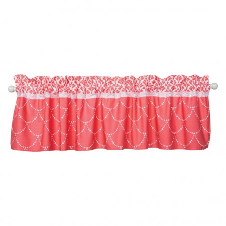 Shell Window Valance