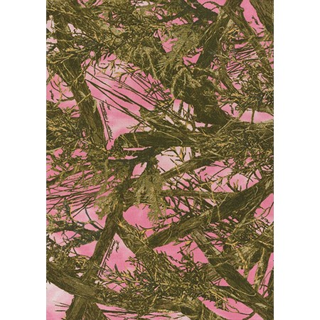 True Timber Camo MC2 Pink Area Rug