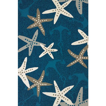 Anchors Away Area Rug - Coastal