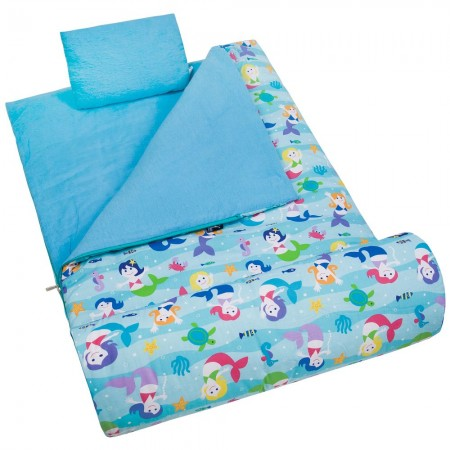 Mermaids Sleeping Bag by Olive Kids