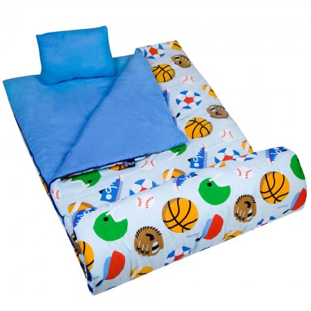 Game On Sleeping Bag by Olive Kids