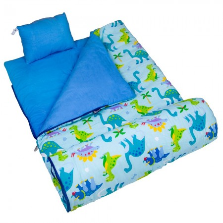 Dinosaur Land Sleeping Bag by Olive Kids