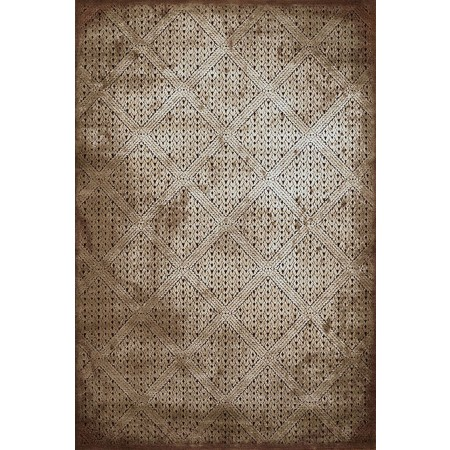 DEVONSHIRE LIGHT BROWN Area Rug - Transitional Style Area Rug