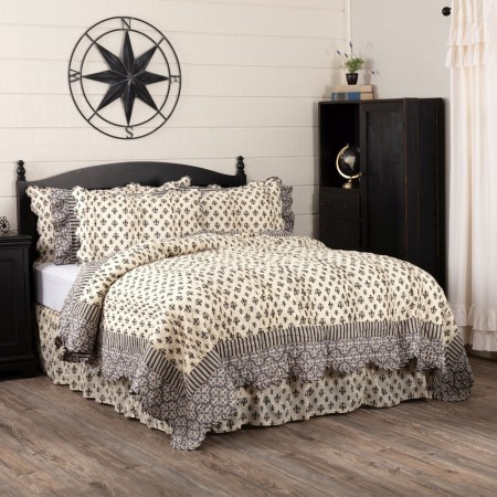 Elysee Quilt - California King Size