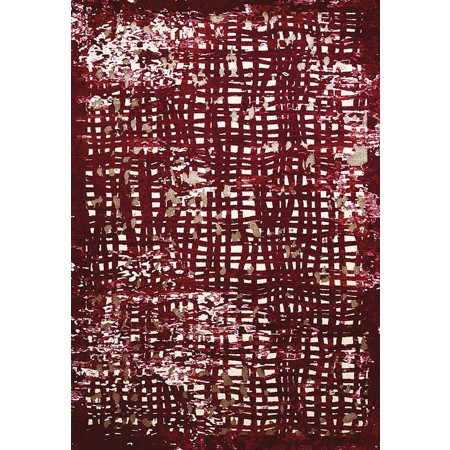 SPOTLIGHT GARNET Area Rug - Transitional Style Area Rug