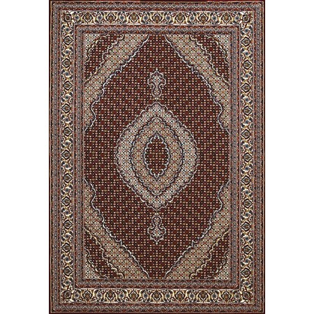 KASHAN RUBY Area Rug - Traditional Style Area Rug