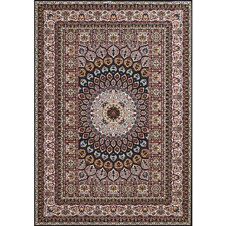 JAIPUR NAVY BLUE Area Rug - Traditional Style Area Rug