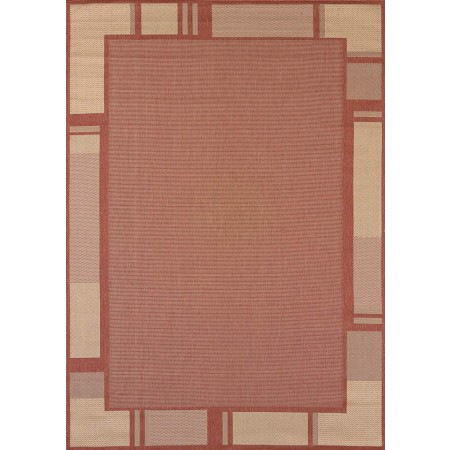 Terrace Terracotta Area Rug - Outdoor Rug
