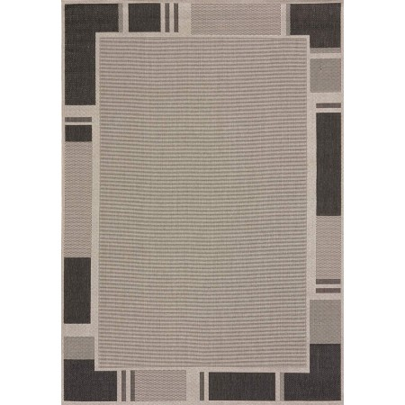 "Terrace Grey Area Rug (94"" X 126"")"