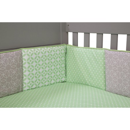 LAUREN - CRIB BUMPERS