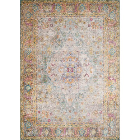 "Rhapsody Bromley Natural Oversize Rug (94"" X 126"")"