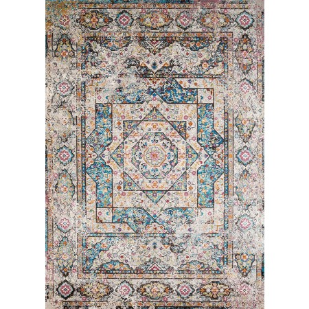 "Rhapsody Acton Multi Accent Rug (1'10"" X 3')"