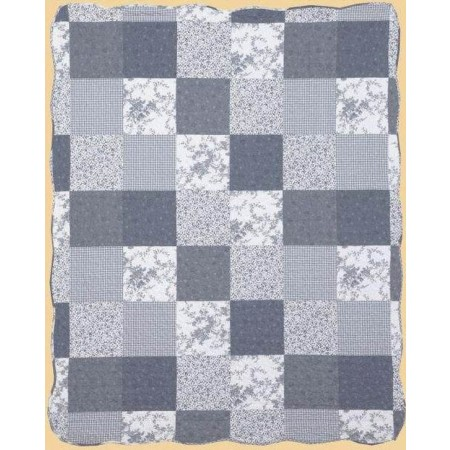 Grayce Throw Size Quilt
