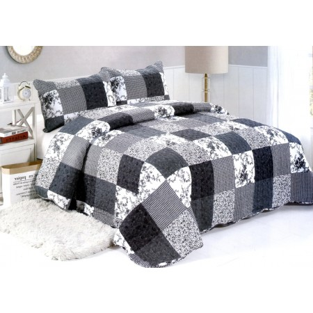 Isabelline King Size Quilt Set - Includes 2 Standard Pillow Shams