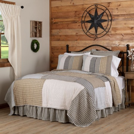 Ashmont Quilt - California King Size