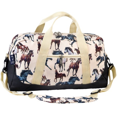 Horse Dreams Duffel Bag