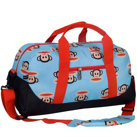 Paul Frank Signature Overnighter Duffel Bag