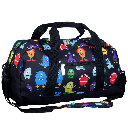 Olive Kids Monsters Overnighter Duffel Bag