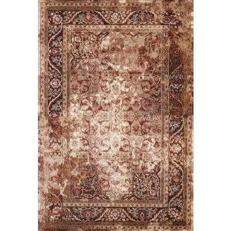 "Camelot Brown Runner Rug (2'7"" x 3'11"")"