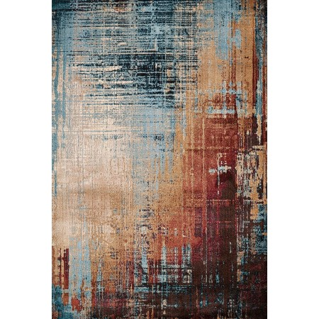 "Stacks Multi Oversize Rug (94"" X 126"")"