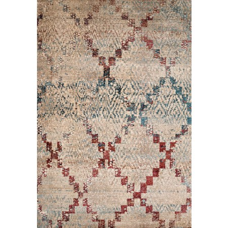 "Diamonds Multi Oversize Rug (94"" X 126"")"
