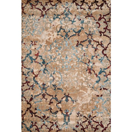 "Andalusite Taupe Oversize Rug (94"" X 126"")"