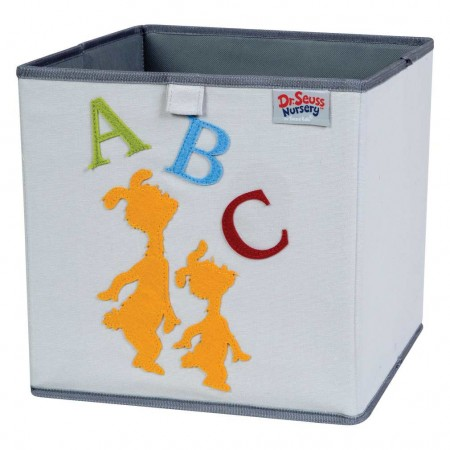 Dr. Seuss ABC Storage Bin