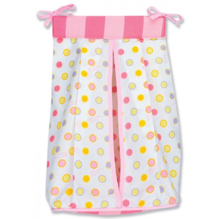 DR. SEUSS PINK OH! THE PLACES YOU'LL GO! - DIAPER STACKER