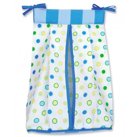 DR. SEUSS BLUE OH! THE PLACES YOU'LL GO! - DIAPER STACKER