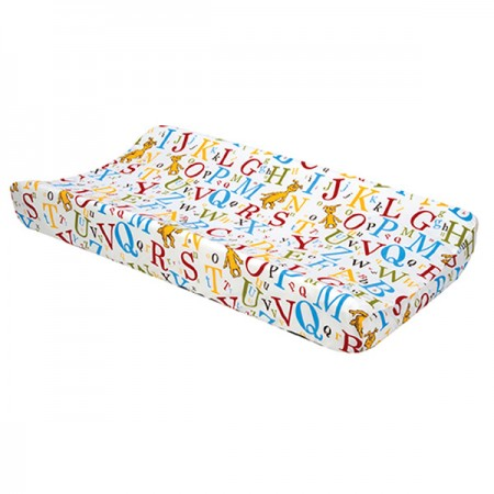 CHANGING PAD COVER - DR. SEUSS ABC