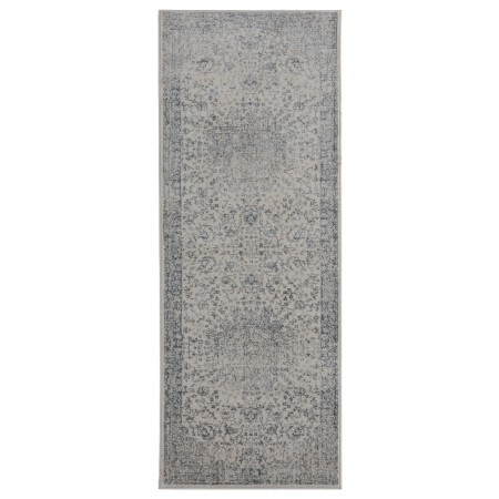"Clairmont Sidon Grey Runner Rug 2'7"" x 7'2"""