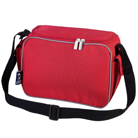 Cardinal Red Lunch Cooler