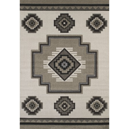 Mountain Cream Area Rug