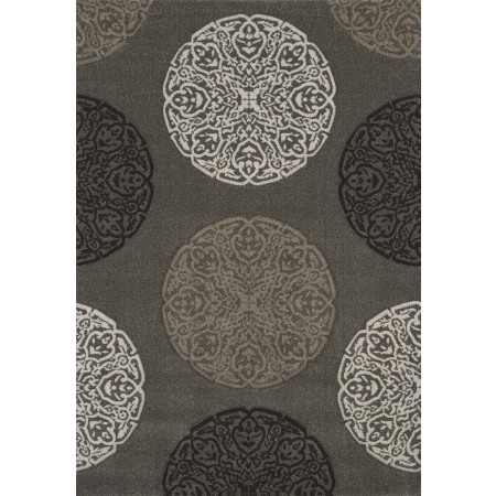 Gaze Stone Area Rug - Contemporary Style