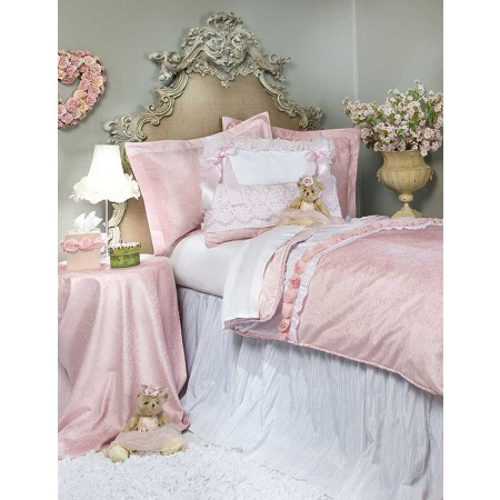 Anastasia Duvet Cover - Cream