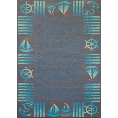 Regatta Blue Area Rug