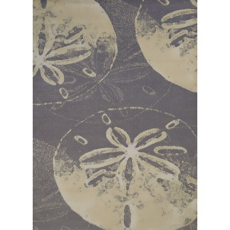SAND DOLLAR COVE - Charcoal Area Rug