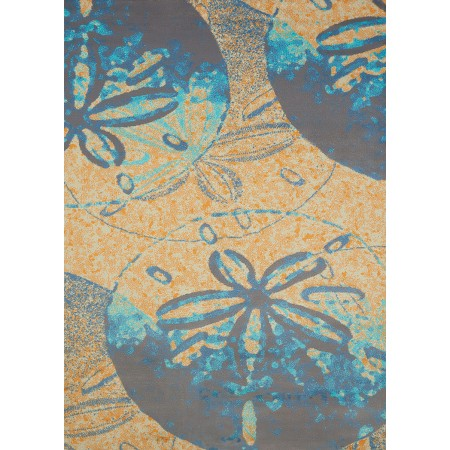 Sand Dollar Cove Pea Area Rug