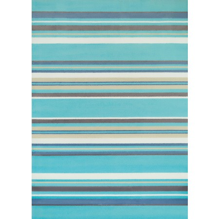 "Windward Aqua Accent Rug (22"" X 36"")"