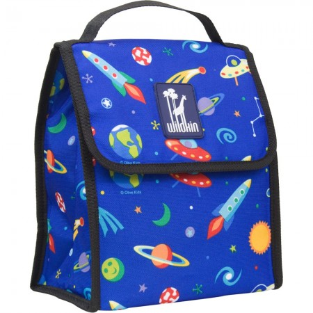Olive Kids Out of this World Munch 'n Lunch Bag