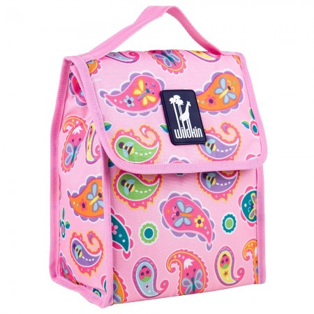 Olive Kids Paisley Munch 'n Lunch Bag