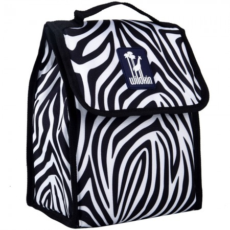 Zebra Lunch Bag